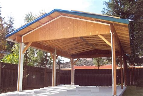 wooden carport plans design ideas