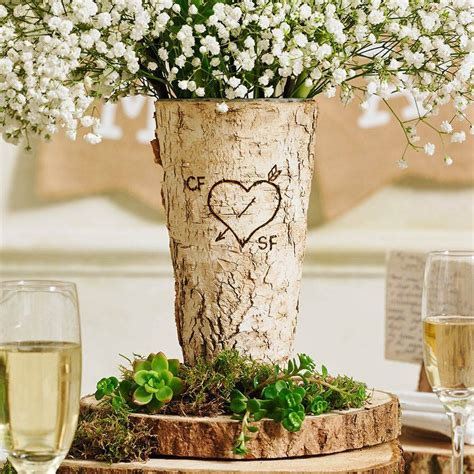 wedding table decorations   reception hitchedcouk