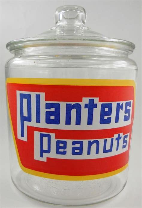 1937 planters peanut jar