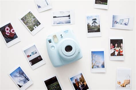 instant review review fujifilm instax mini 8 instant
