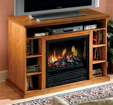 rotating tv and fireplace combo unit craziest gadgets