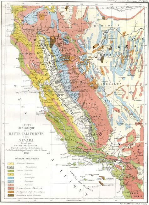 cgs history geologic maps of california