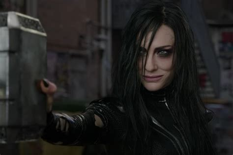 thor movie girl name could hela from thor ragnarok be the best marvel villain