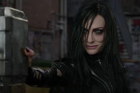 thor film heroine could hela from thor ragnarok be the best marvel villain