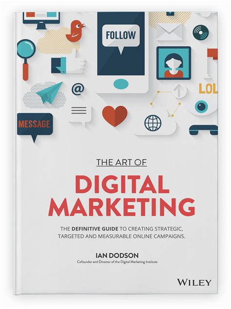 handbook of digital marketing books of dmi by ian dodson digital marketing institute