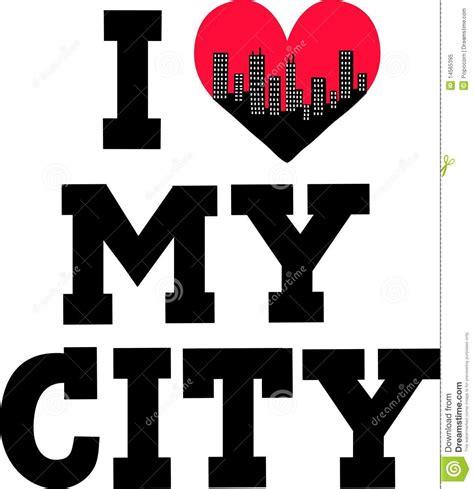 I My by I My City Royalty Free Stock Photo Image 14565395