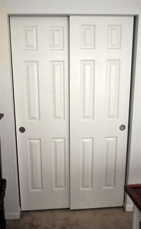 closet doors how to choose the right type of closet doors door