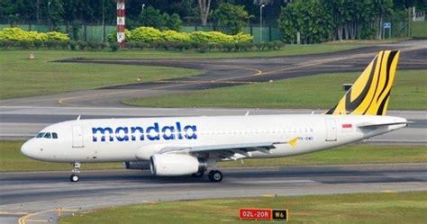 Tiket Mandala pesawatinfo promo tiket pesawat mandala airlines beli satu tiket dapat dua