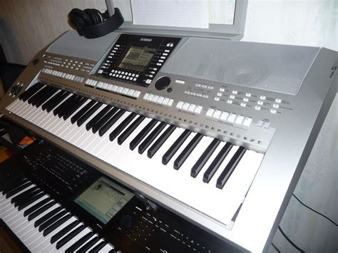 Second Keyboard Yamaha Psr S910 yamaha psr s910 image 732527 audiofanzine