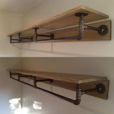 laundry room shelf with hanging rod laundry room shelf with hanging rod ingeflinte