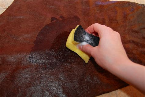 soap and water on leather how to clean and condition leather rags to couture