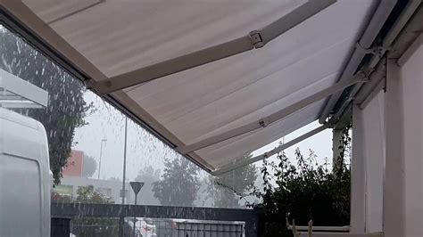 tende sole pioggia tenda a bracci anti pioggia