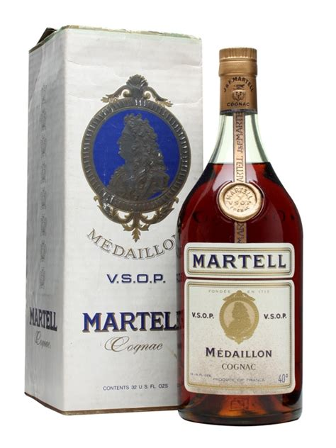 Corporate Gift Singapore martell vsop medaillon cognac bot 1960s the whisky