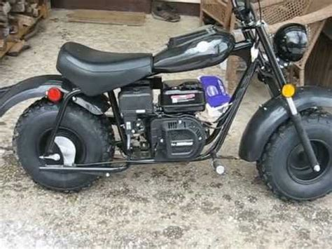 doodlebug torque converter baja warrior mini bike clutch to torque converter