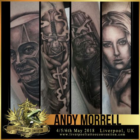 tattoo convention liverpool 2018 andy morrell uk liverpool tattoo convention