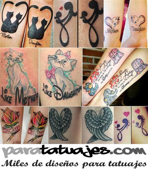 imagenes tatuajes madre e hijo ideas de tatuajes para madre e hija para tatuajes