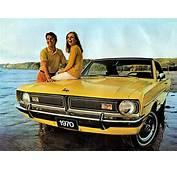 1970 Dodge New Car &amp Truck Lineup Advertisements