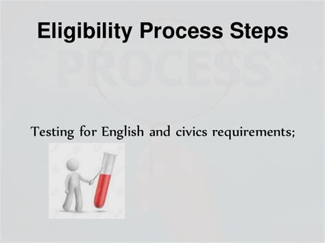 Naturalization Background Check Background Process Of Us Citizenship Application