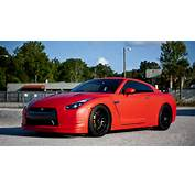 Black Nissan Gtr Red Car Pictures And Photos Download