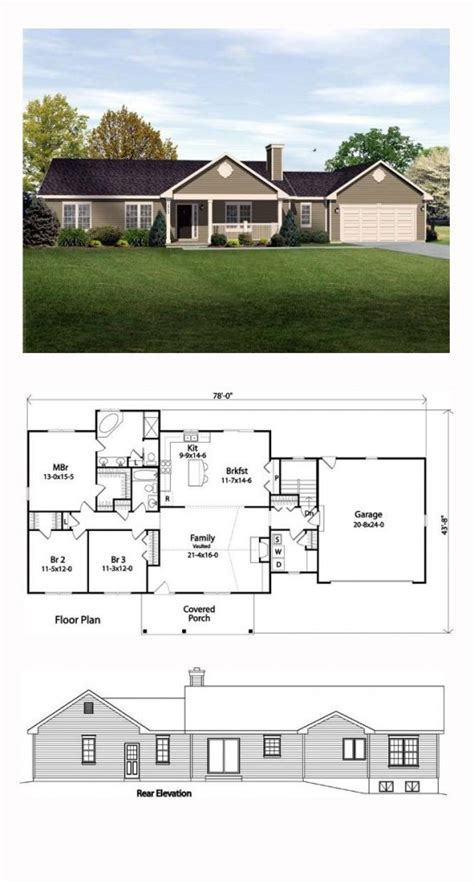 Top 10 Ranch Home Plans by Ranch House Plans Luxury Best 20 Ranch House Plans