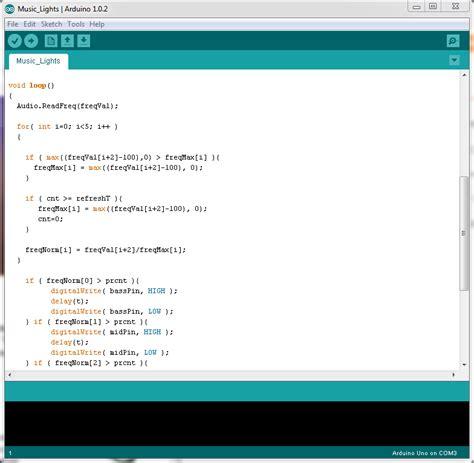 code to arduino arduino projects sainsmart