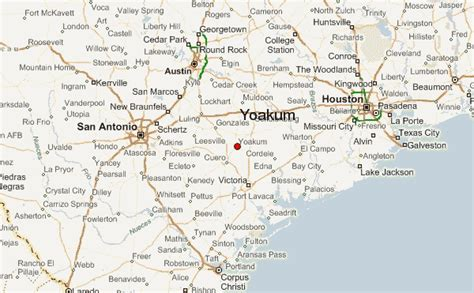 yoakum texas map yoakum tx pictures posters news and on your pursuit hobbies interests and worries