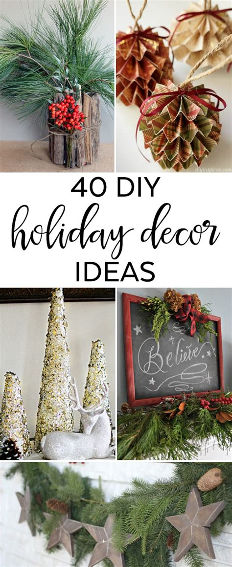 decor ideas to spruce up your home on anniversary life with 4 boys 40 holiday decor ideas to spruce up your