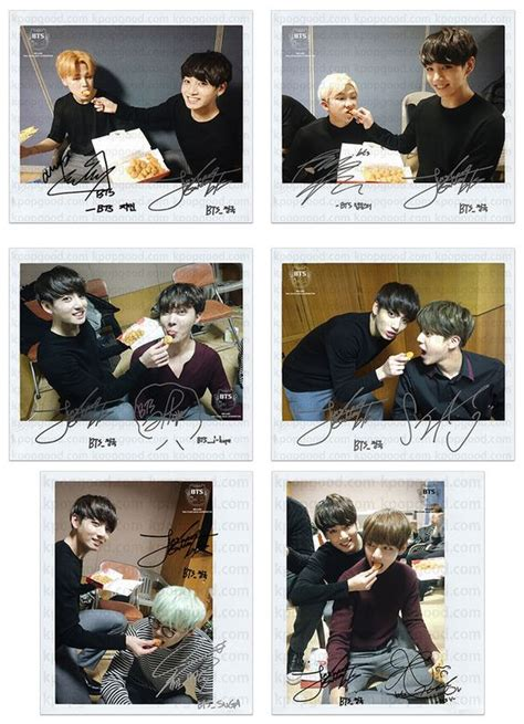 polaroid wide details about bts bangtan boys run with jungkook wide