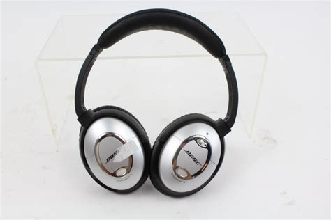 comfort headphones bose quiet comfort 15 headphones property room