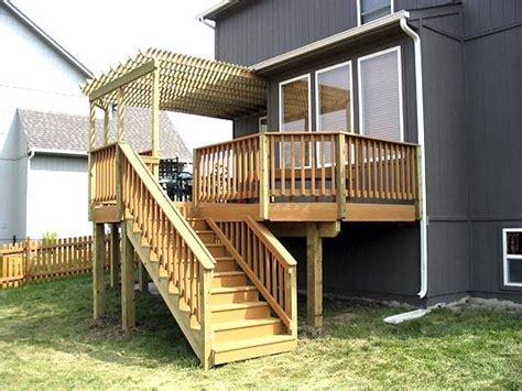 elevated deck ideas elevated wood deck plans elevated concrete deck plans