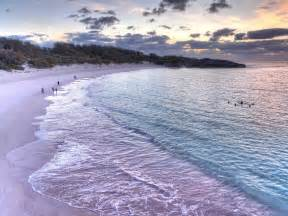 colored sand beaches colorful sand beaches around the world business insider