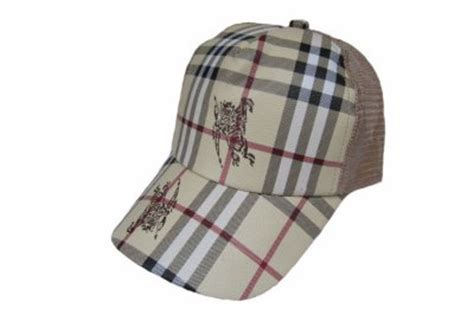 burberry baseball hat make you hansome and cool