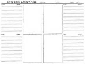 comic book layout template comic layout template by langesha on deviantart