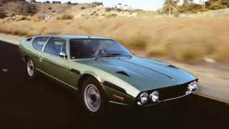 1970s Lamborghini 1970 Lamborghini Espada Series Ii Car And Driver