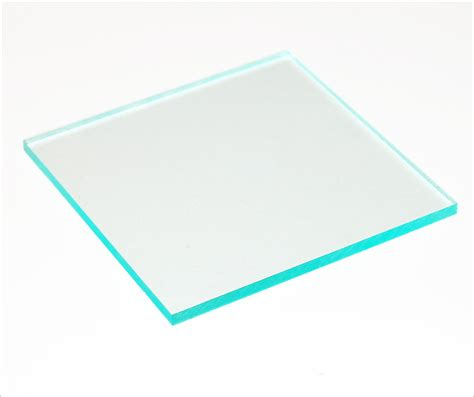 Acrylic Tebal 5 Mm acrylic perspex plastic sheet green edge clear 5 mm thick