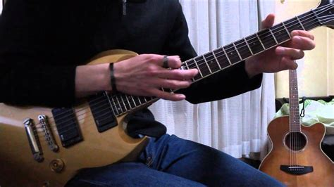 bullet for my guitars bullet for my the poison guitar cover
