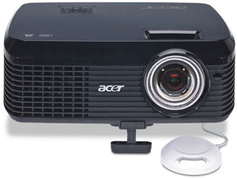 Proyektor Acer X1161 ready technology 3dprojectortips
