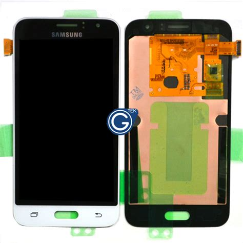 Samsung J120 J1 2016 Ultrathin Slim Samsung J120 J1 2017 genuine samsung sm j120 galaxy j1 2016 lcd and touchpad in white part no gh97 18224a
