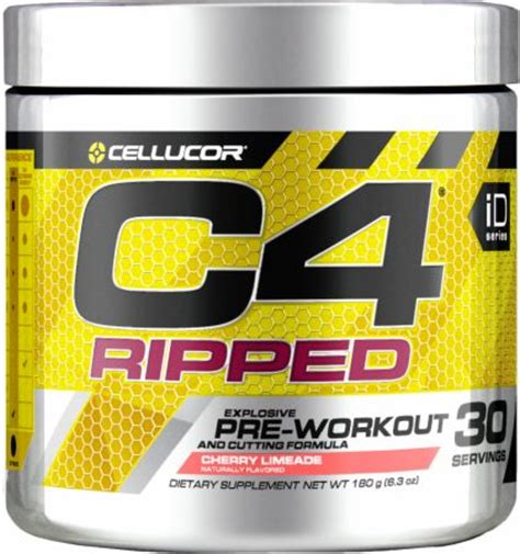Pre Workout Cellucor C4 Ripped Preworkout Pre Wo 30 Serving c4 ripped by cellucor at bodybuilding best prices on c4 ripped