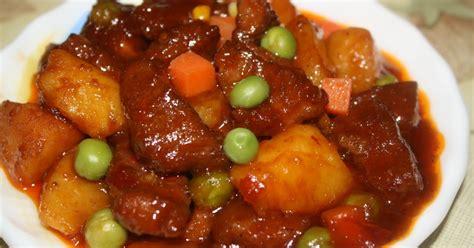 resep bistik daging sapi lezat