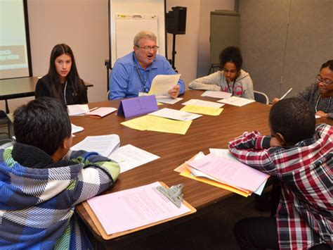 nassau boces section 8 students particpate in immigration forum