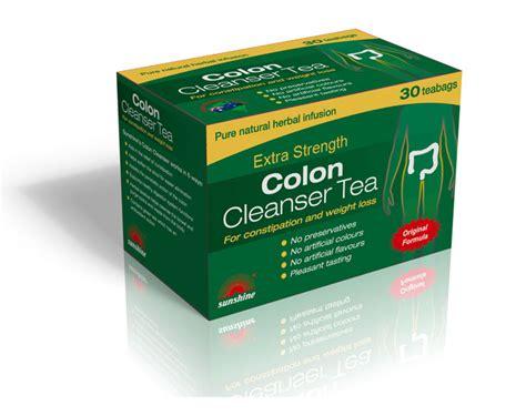 Tcm Detox Colon Tea Pills by Colon Cleanser Tea