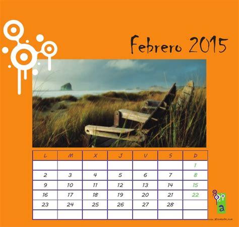 de febrero de 2015 calendarios 2015 para imprimir y descargar todo im 225 genes
