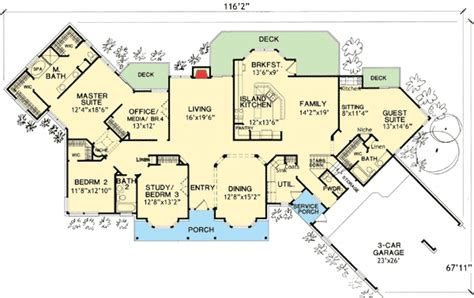 house plans with inlaw suite amazing home plans with inlaw suites 14 house plans with