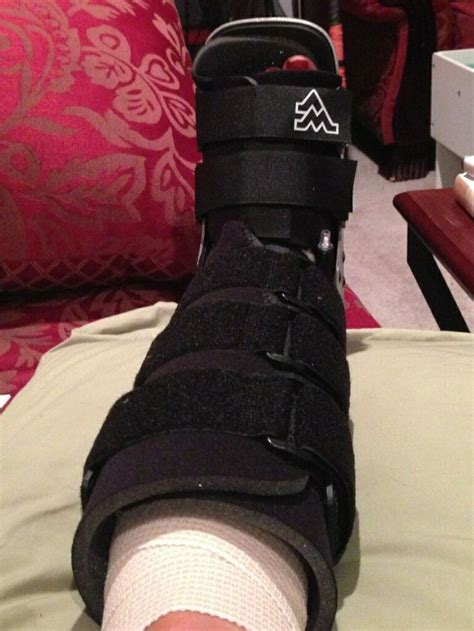 boot for sprained ankle 109 best images about sprain broken ankle broken foot