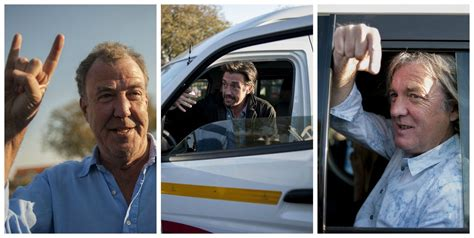 amazon top gear top gear trio to host new car show for amazon prime