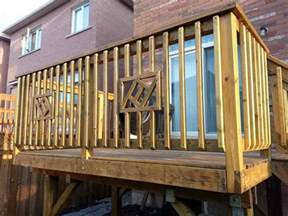 Installing Handrails On Deck Stairs How To Amp Repair How To Build Oak A Deck Railing How To