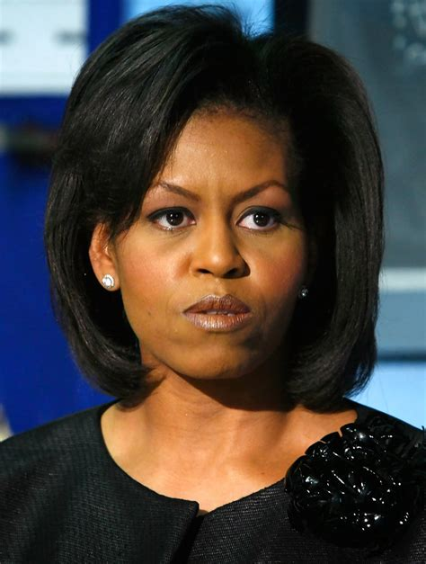 michelle obama haircut michelle obama bob michelle obama short hairstyles