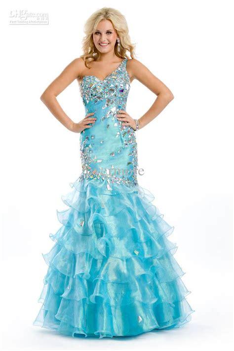 light blue dress for wedding light blue mermaid wedding dress www pixshark com
