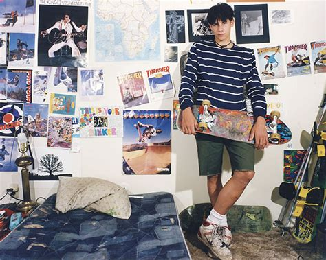 in their bedroom poignant photos of 1990s teenagers in their bedrooms feature shoot